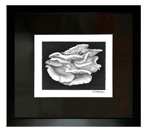 mushroom art, mushroom drawing, nature art, nature drawing, natural art, beautiful art, beautiful drawing, freeform art, outdoor art
