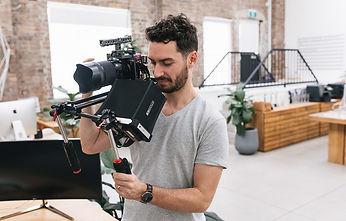 Video Production Sydney - Keyy Productions Videographer
