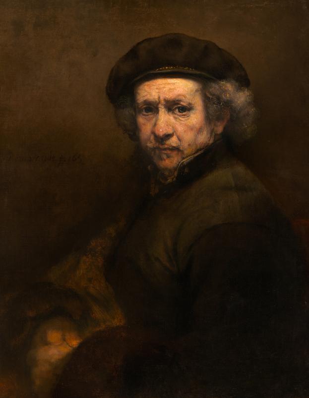 Rembrandt b. Jul 15, 1606 - Leyden