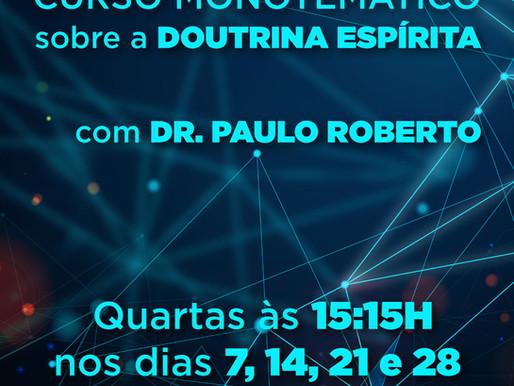 I CURSO MONOTEMÁTICO SOBRE A DOUTRINA ESPÍRITA - A REENCARNAÇÃO