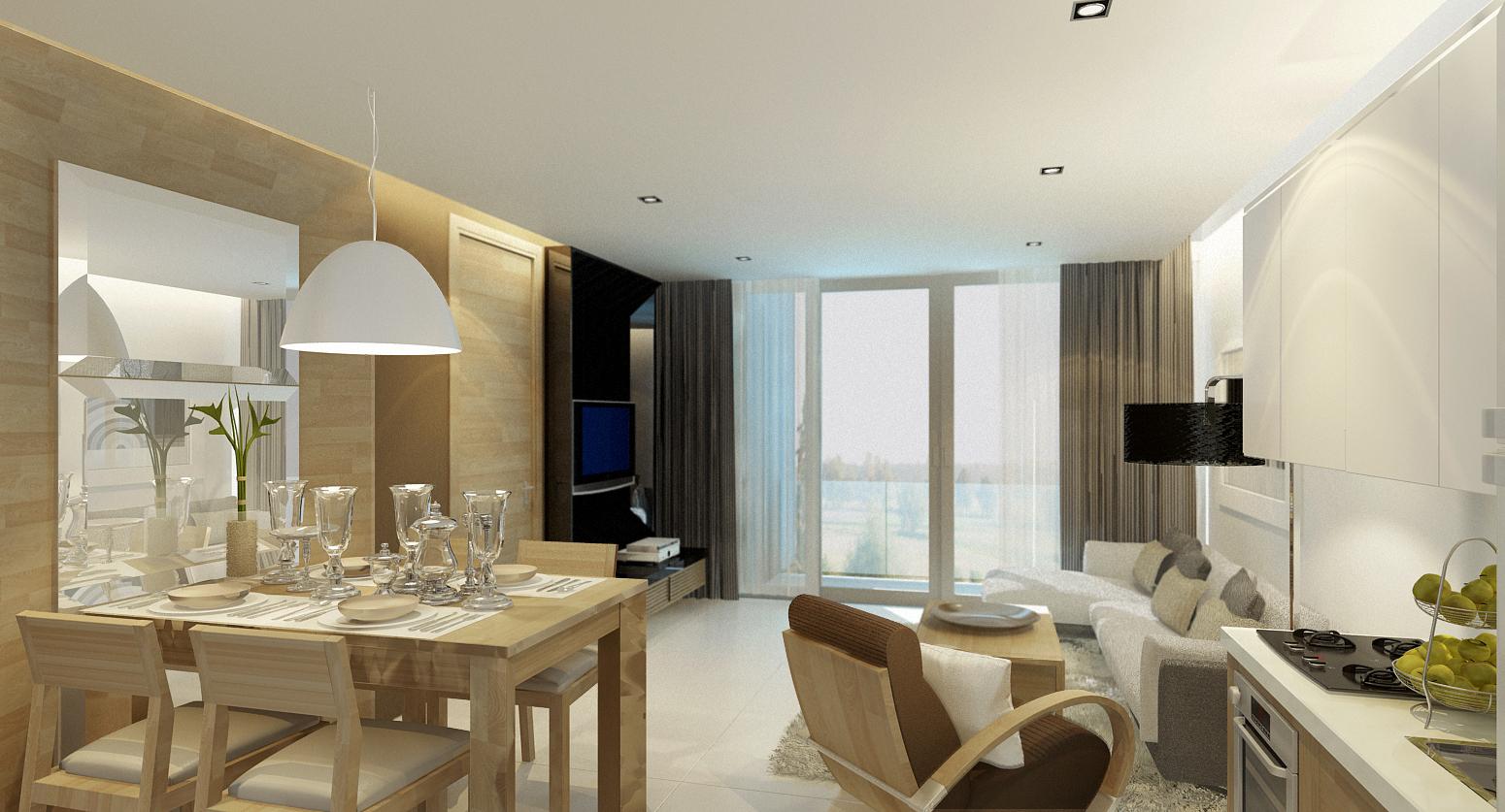 Living room type B