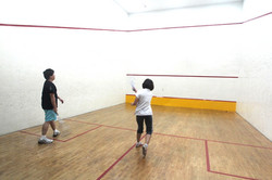 Squash Room