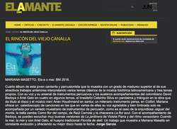 Revista El Amante