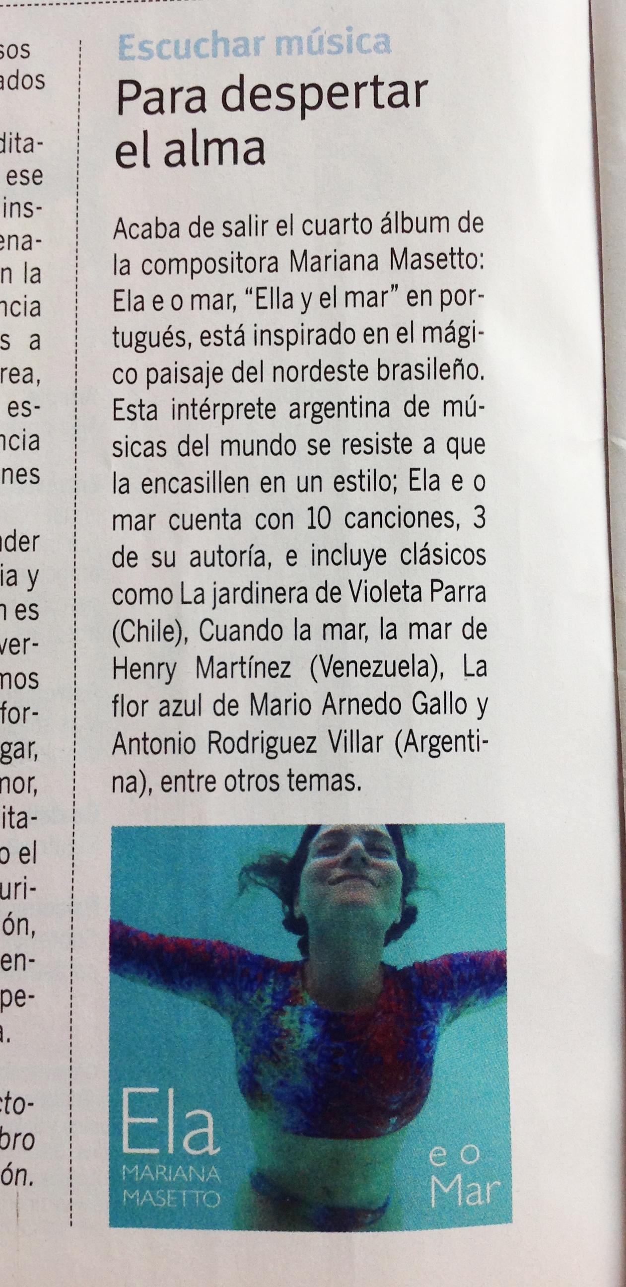Revista Uno Mismo 2016