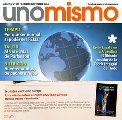 Recomendación revista Uno Mismo