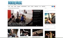 Making Music Magazine