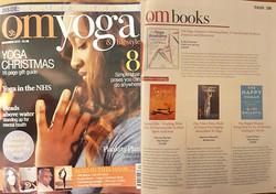 Revista OM Yoga, UK