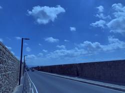 חומת עכו - חומה שבנה אלכסנדר מוקדון בשנת 1850 לפני הספירה