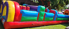 Adventure Alley jumping castle