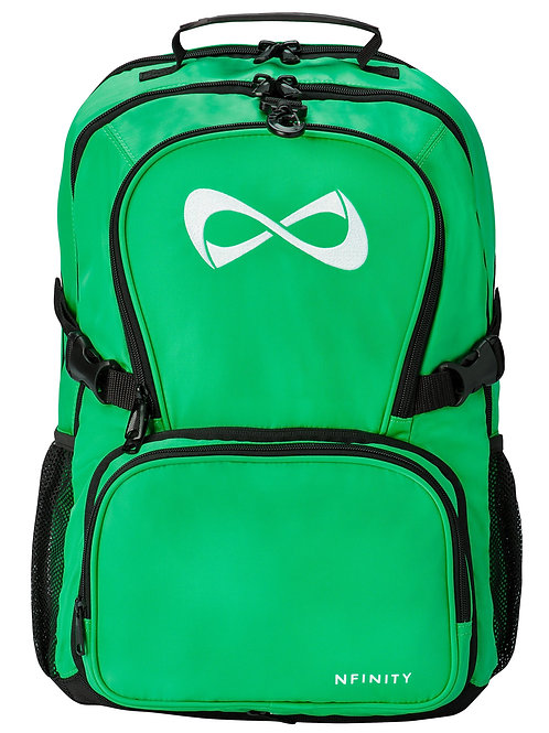 Green Nfinity Backpack
