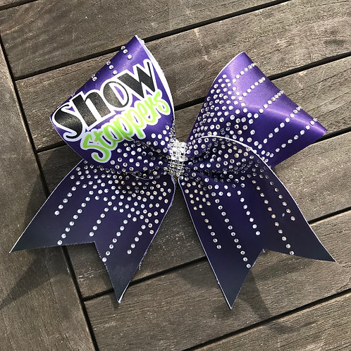 Satin Sublimated Bow