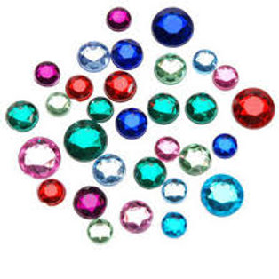 Extra Charge for Colored Rhinestones