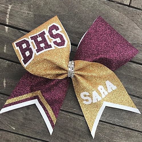 BHS Cheer Bow
