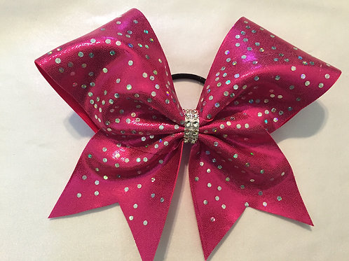 Mystique Cheer Bow with Spangles