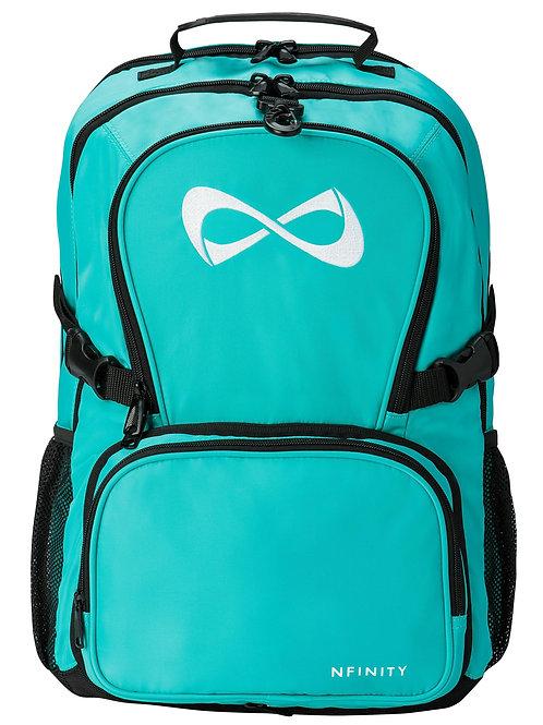 Teal Nfinity Backpack