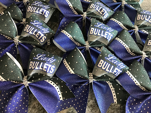 Sublimated Team Bow