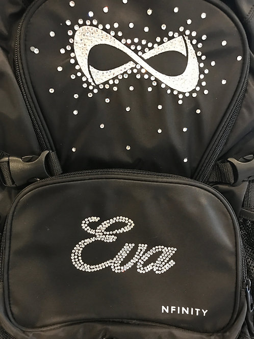Customized Classic Nfinity Backpack  3-5 Letters