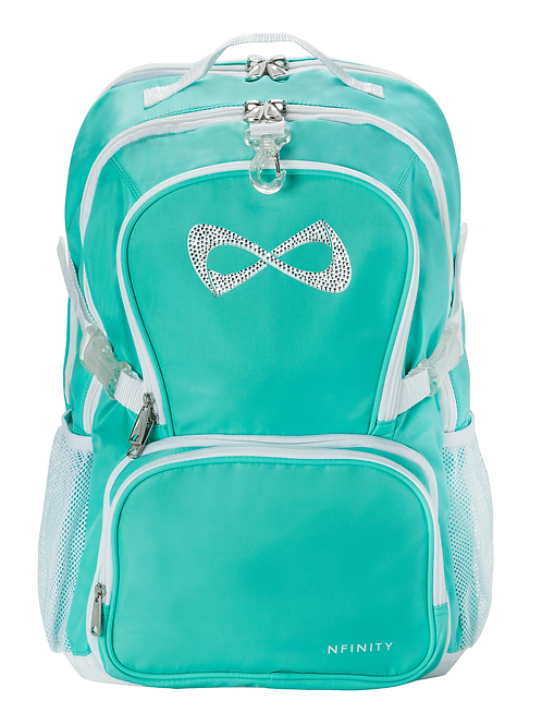 Light Teal Nfinity Backpack