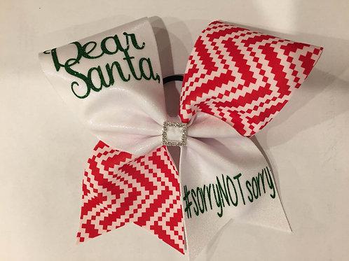 Dear Santa #sorrynotsorry