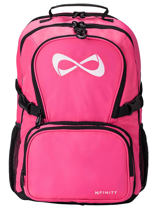 Pink Nfinity Backpack