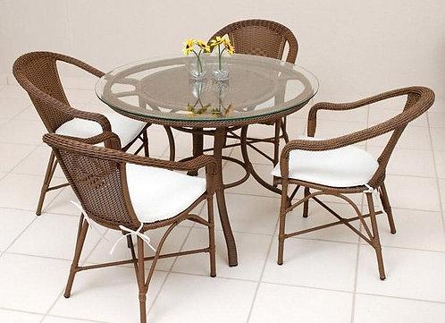 Conjunto de Mesa e Cadeiras Acapulco