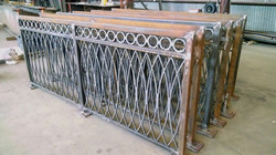 Fabricated Bride Railing