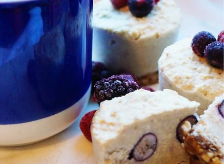Berry good cakes