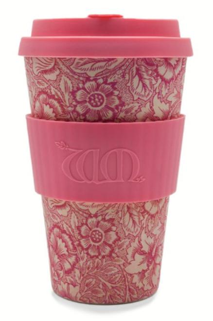 Reusable take away cup POPPY 400ML