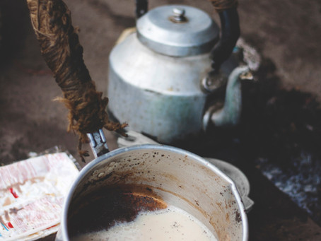 The magic of chai