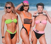 moda fitness anos 90