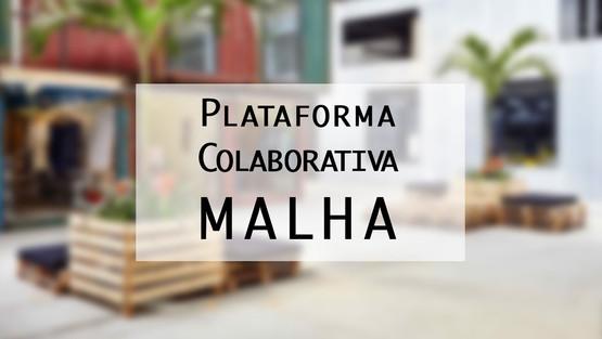 plataforma colaborativa malha moda com propósito