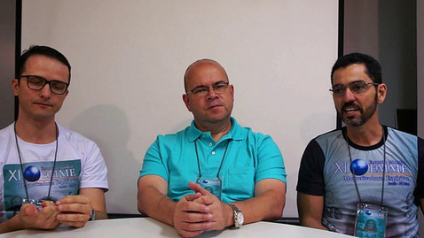 XI EMME - Bate papo com os Magnetizadores Rogério Alves e Emmanuel Schuenck