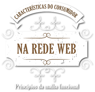 caracteristica do consumidor na rede web
