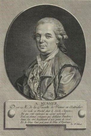 Franz Anton Mesmer magnetismo animal