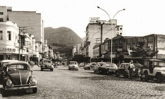 Nova Friburgo, RJ na década de 80