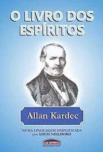 o livro dos espiritos de Allan Kardec linguagem simplificada pdf gratuito