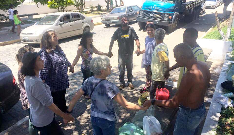 Rede Luz atende pessoas em situação de rua em Nova Friburgo