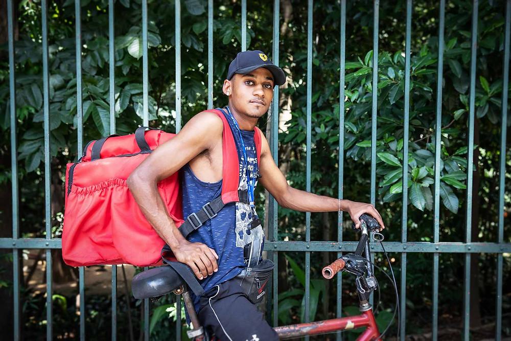 motoboy quarentena