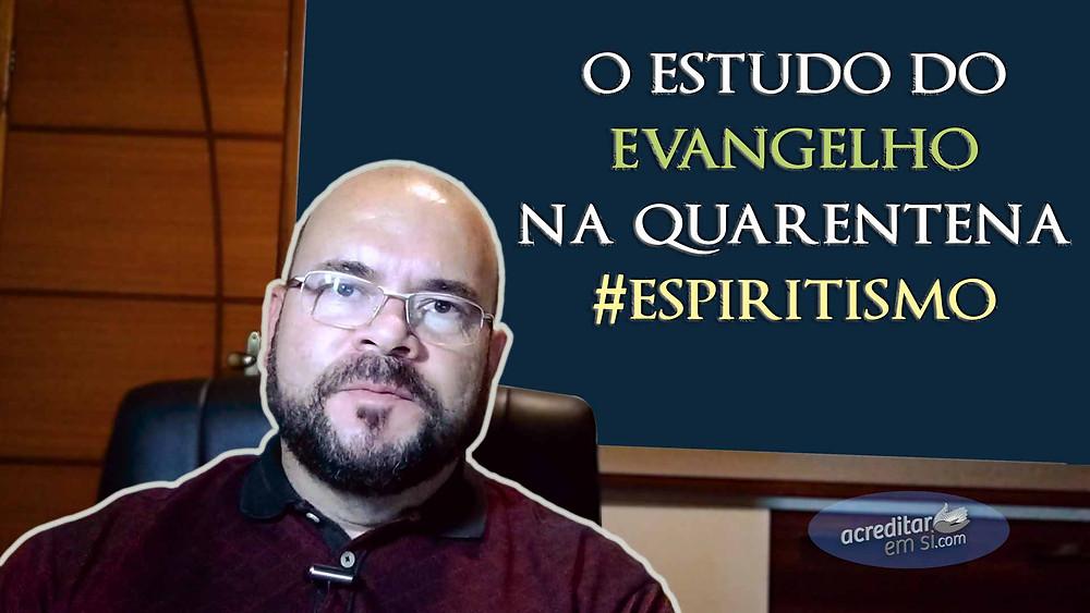 estudo evangelho segundo espiritismo diário