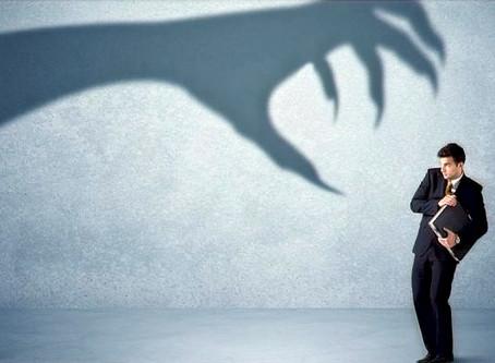 Medo do desconhecido - indigestão mental