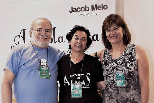 Jacob Melo, Lourdinha, Ana Vargas