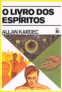 o livro dos espiritos de Allan Kardec antigo FEB pdf gratuito