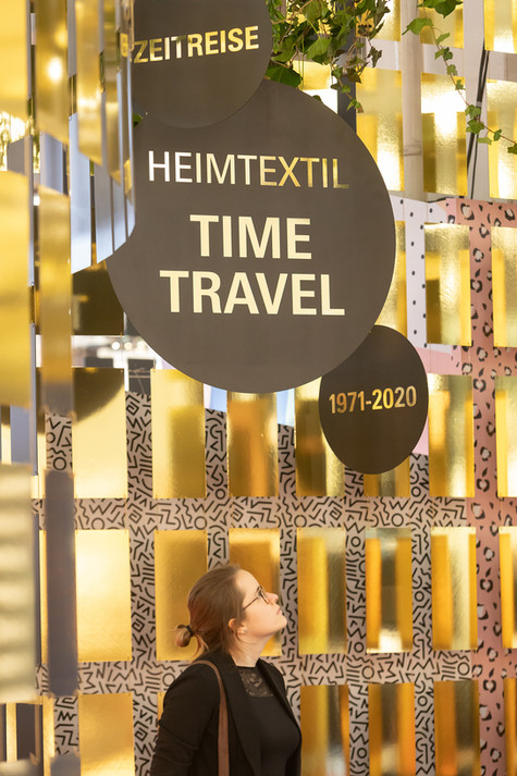 50th Edition of Heimtextil