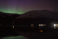 Northern Lights Glencoe