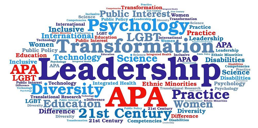 Leadership for a New APA