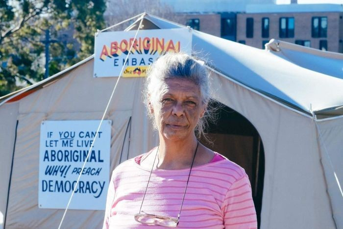 Jenny Munro: If you can't let me live Aboriginal, Why preach democracy?