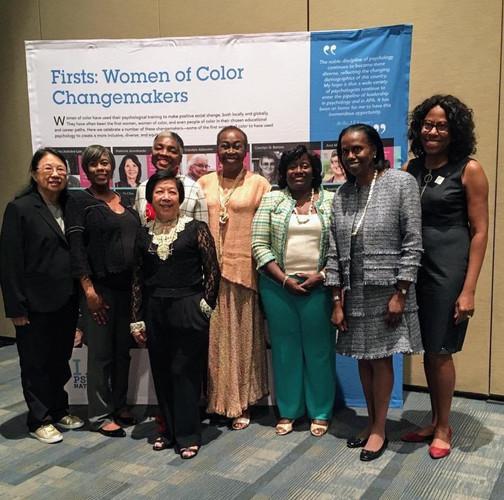 Women of Color Changemakers, APA 2018