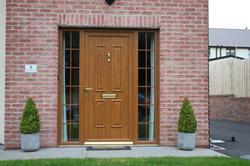 Oak 70mm Resi Door