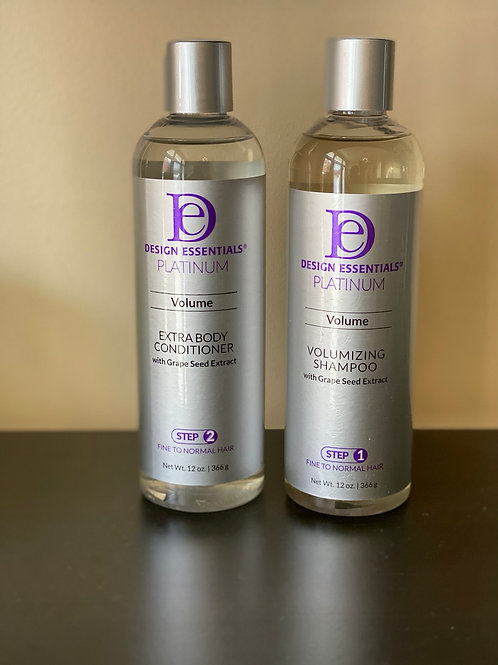 Grapeseed Extract Volumizing Collection