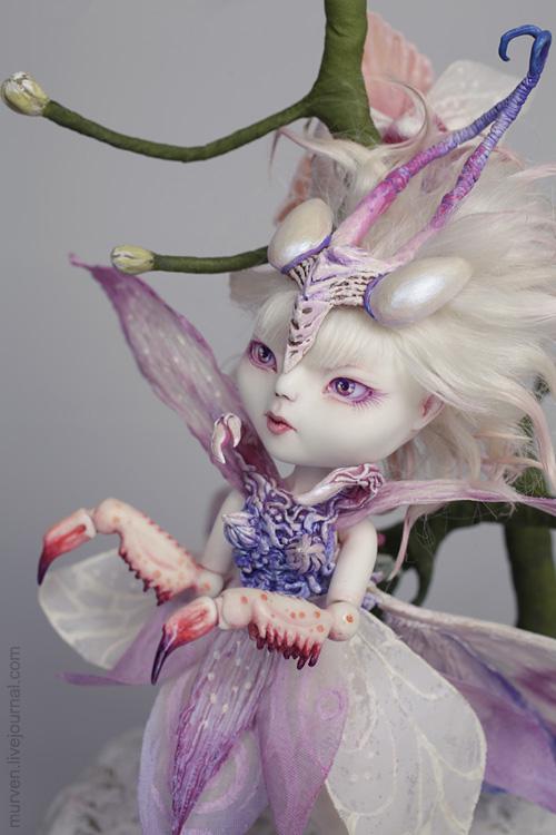 фея орхидея бжд
